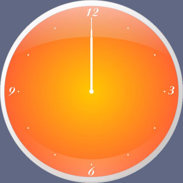 Clip art at clker. Clipart clock circle
