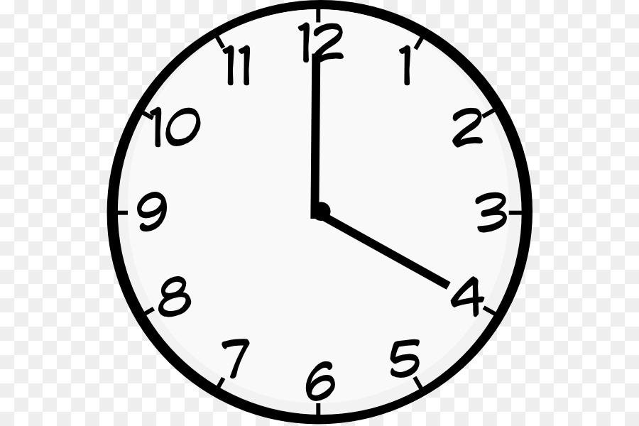 Clipart clock circle. Face font transparent clip