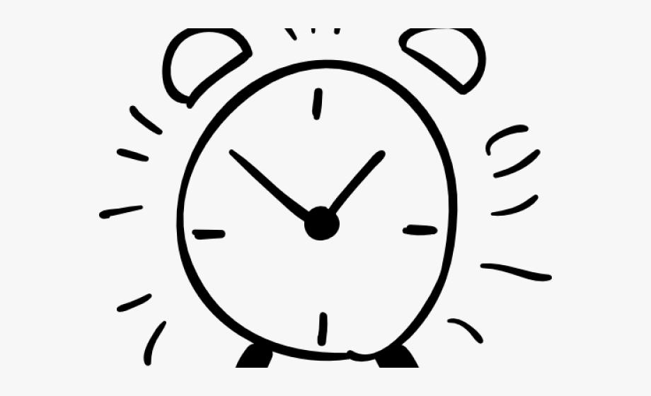 Clocks clipart clear background. Drawn clock transparent hand