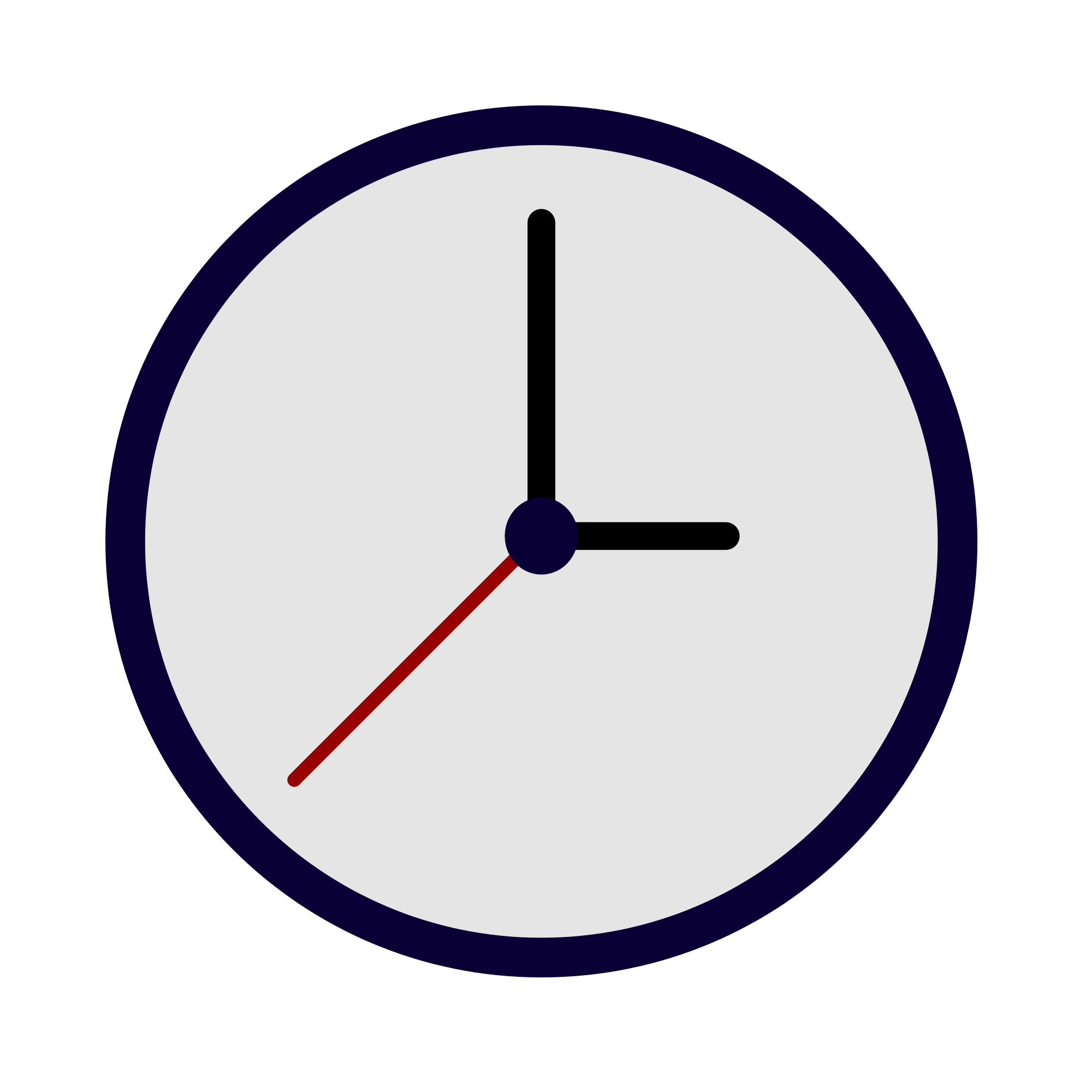 Clocks clipart clear background. File icon clock svg