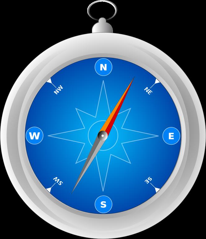 Clipart clock compass. File svg wikipedia filecompasssvg