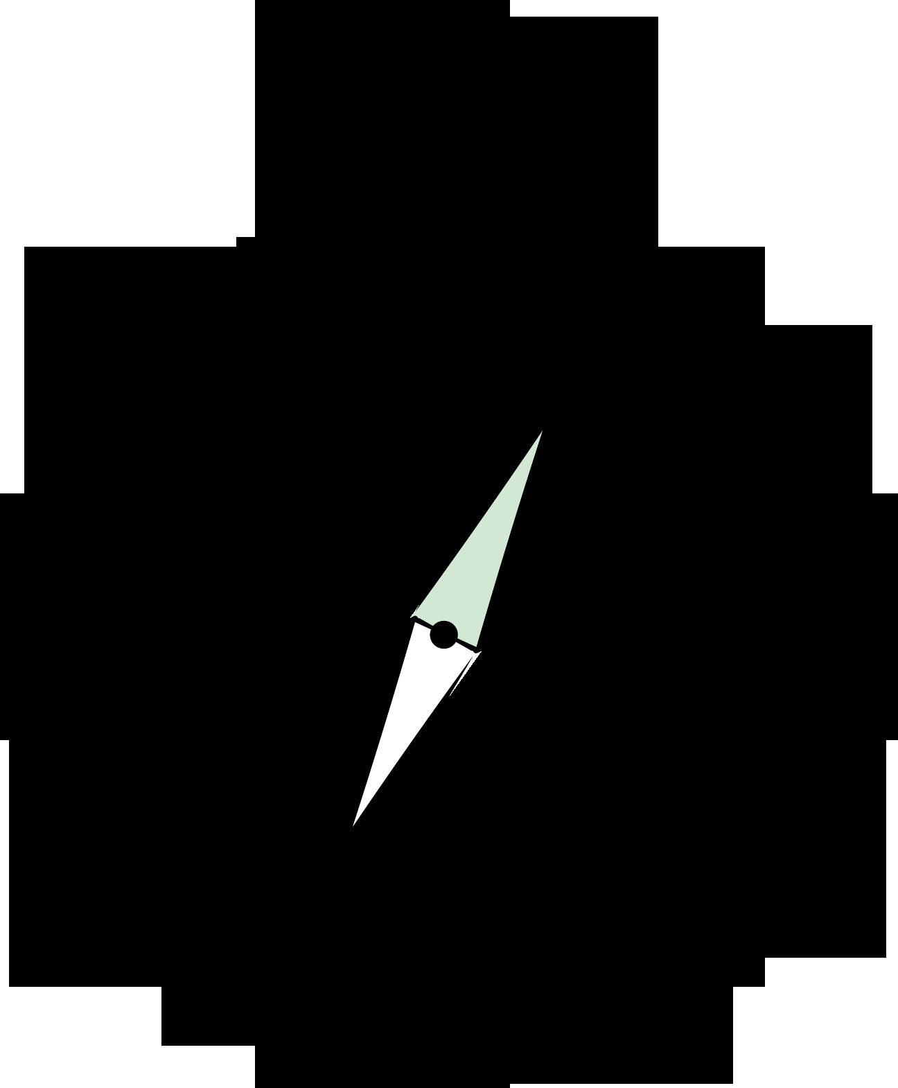 Ham clipart drawn. Compass drawing clip art