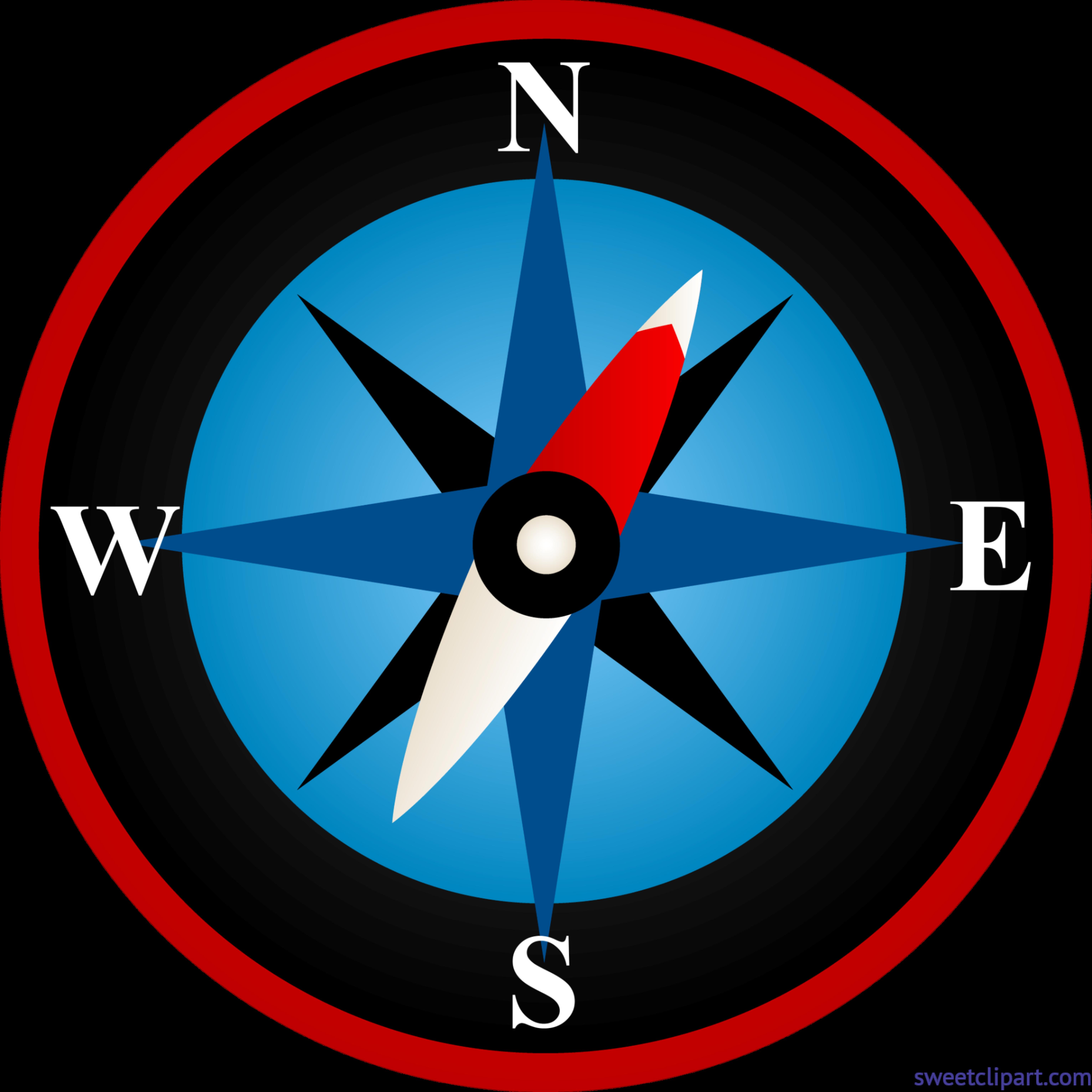 Clipart clock compass. Clip art sweet