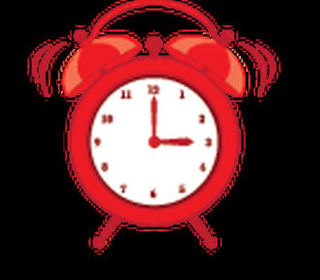 Alarm pbs learningmedia . Clock clipart cute