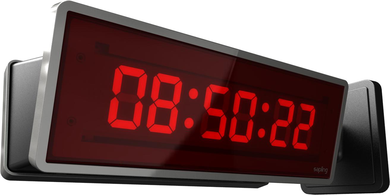 Clocks clipart digital. Sapling double mount housing