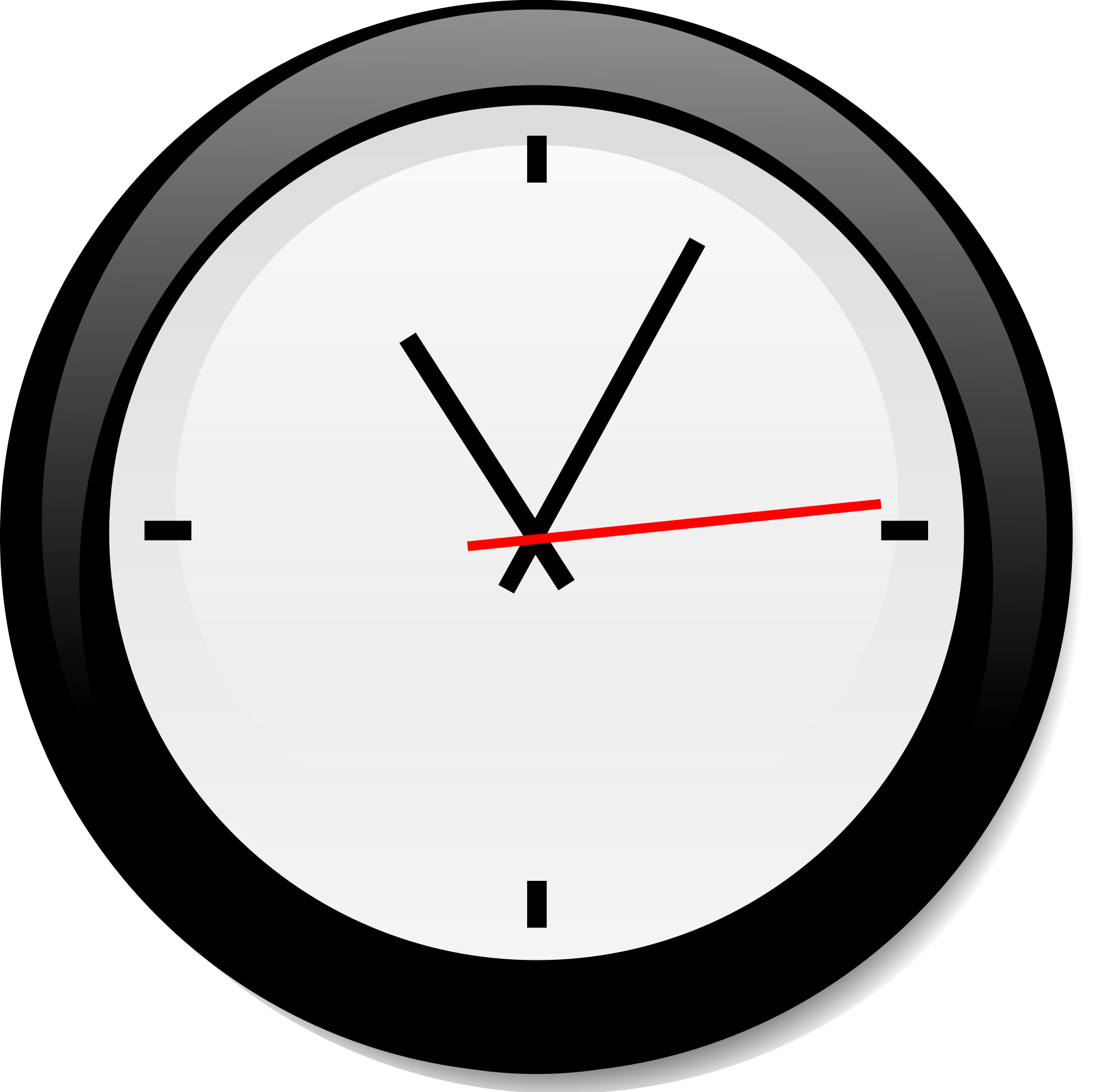 Clock during while english. Clocks clipart 6 am