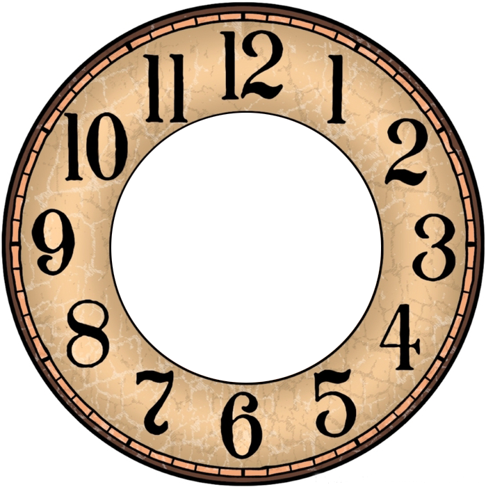 fcb afe ac. Clocks clipart face