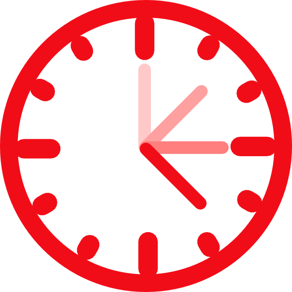 Goldfish clipart red. Awesome clock clip art