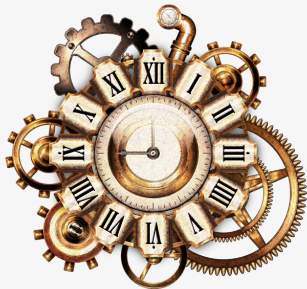 Gear alarm cl png. Gears clipart clock