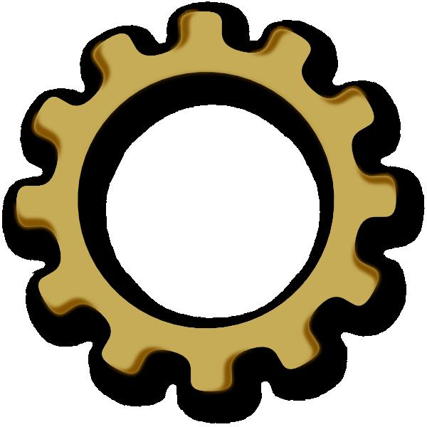 Industry clipart gear wheel. Clip art at clker