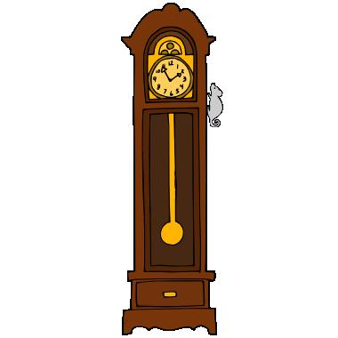 Free grandfather cliparts download. Clock clipart grandpa