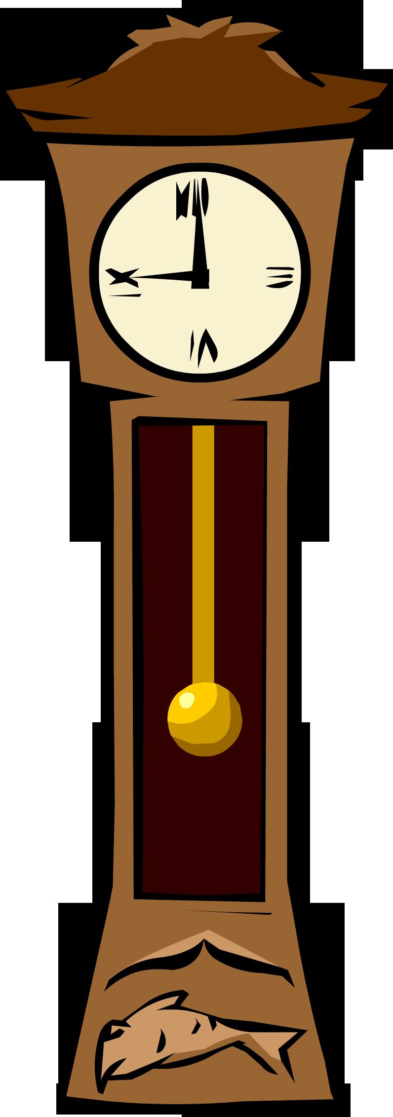 Clocks grandpa