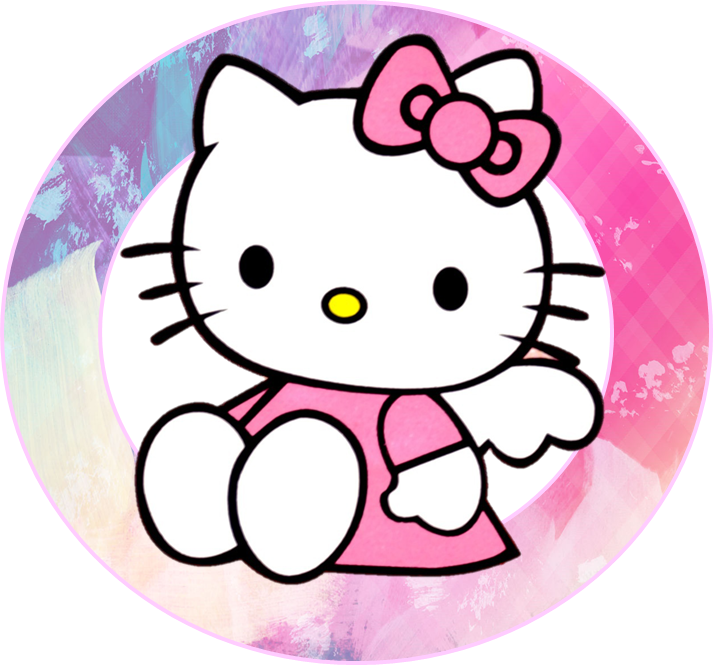 Party free collection download. Clipart clock hello kitty