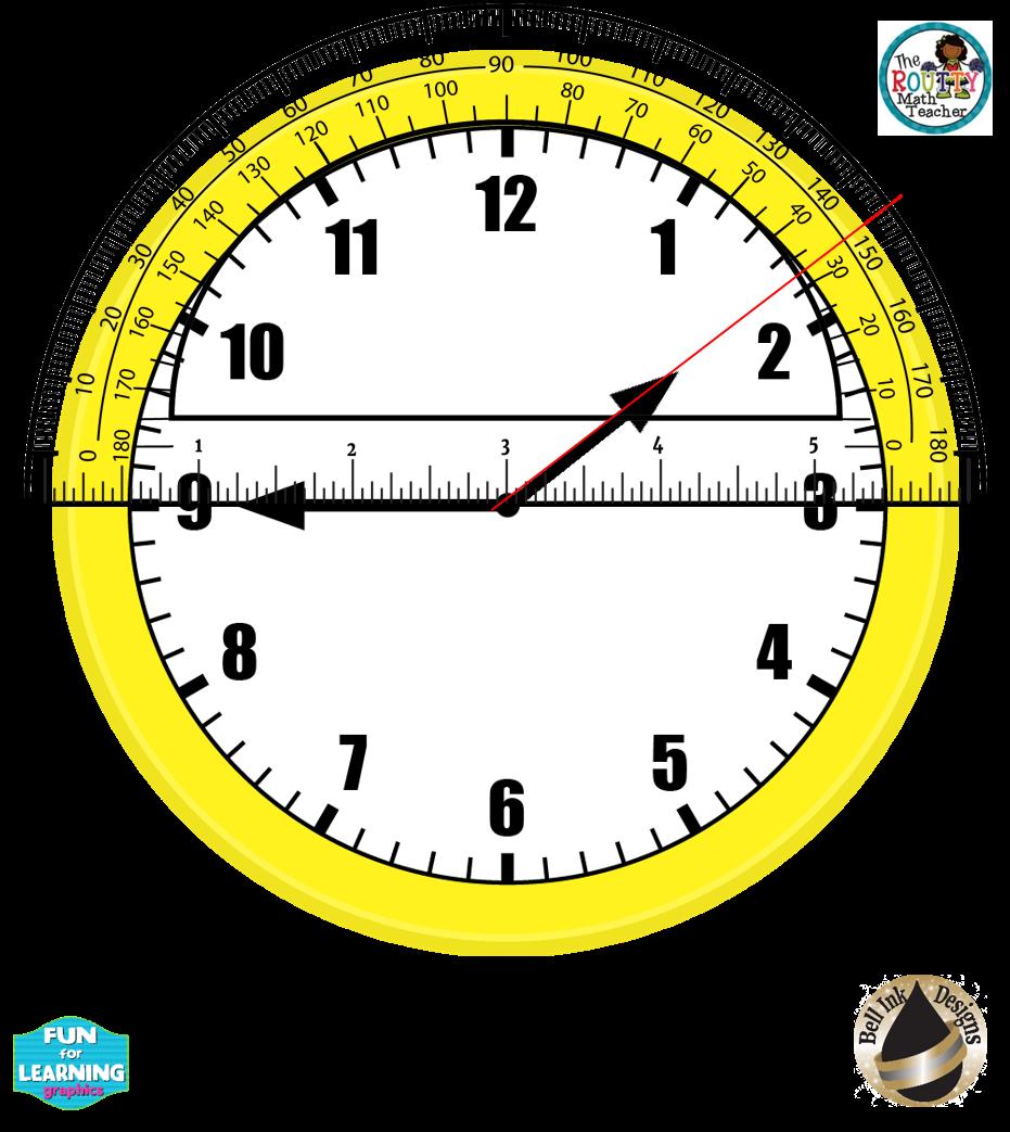 Thursday tool school measurement. Clock clipart judy