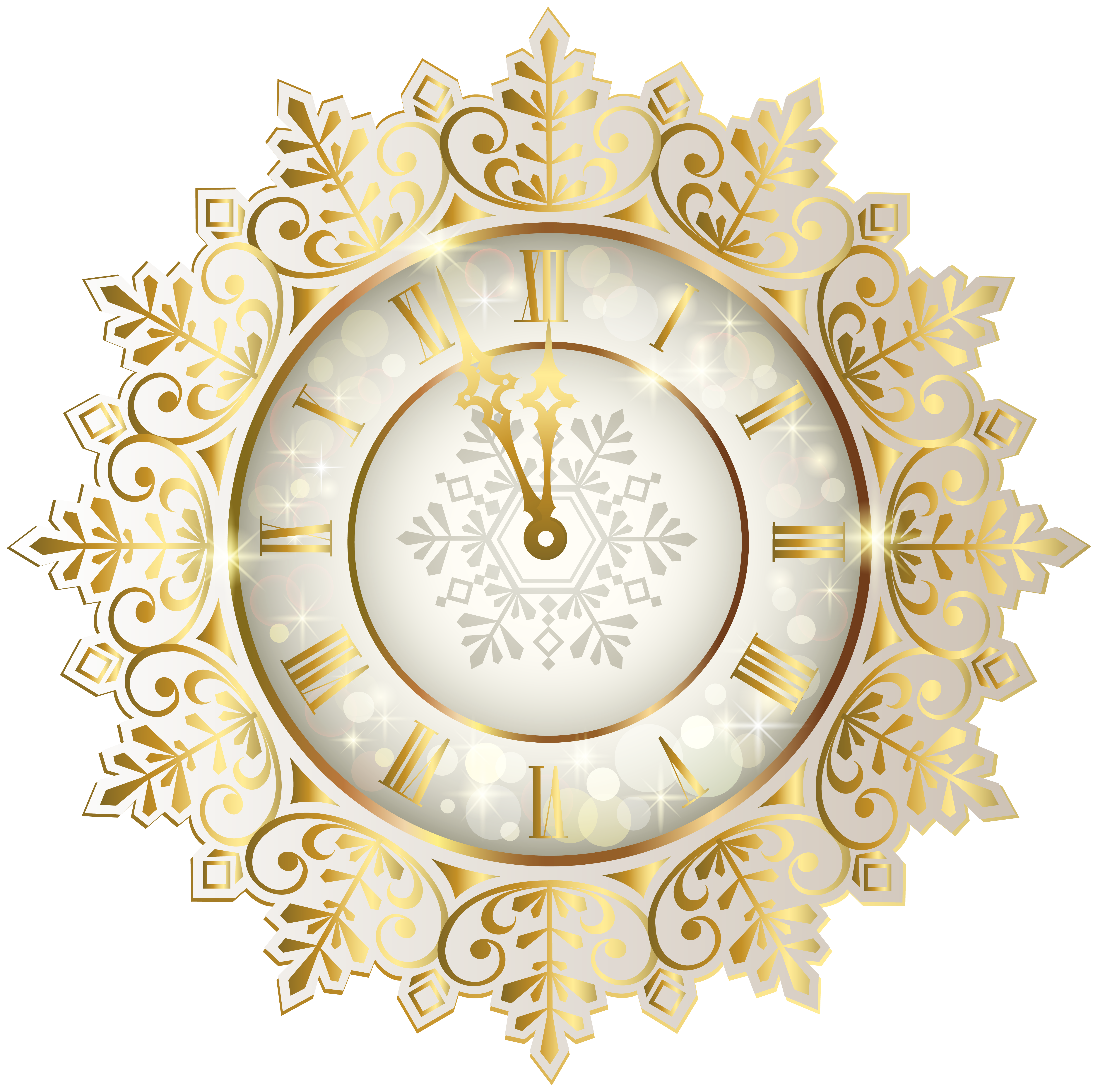 Clocks clipart new year. Gold clock png image