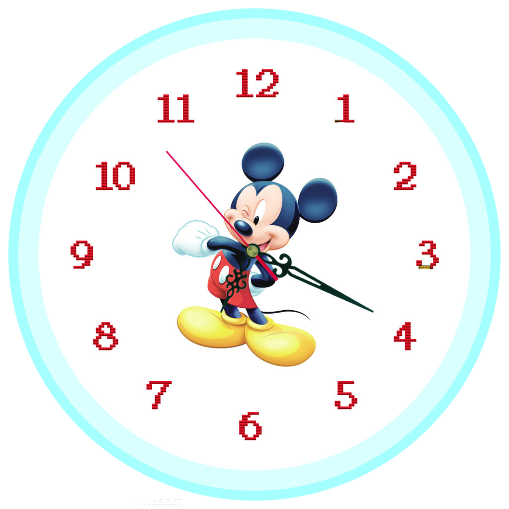 Iphone mouse minnie high. Clocks clipart mickey