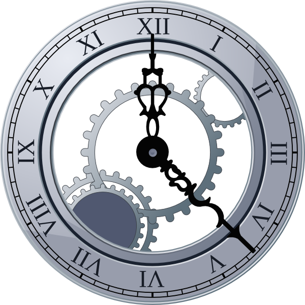 Roman clip art at. Clocks clipart 7 o clock