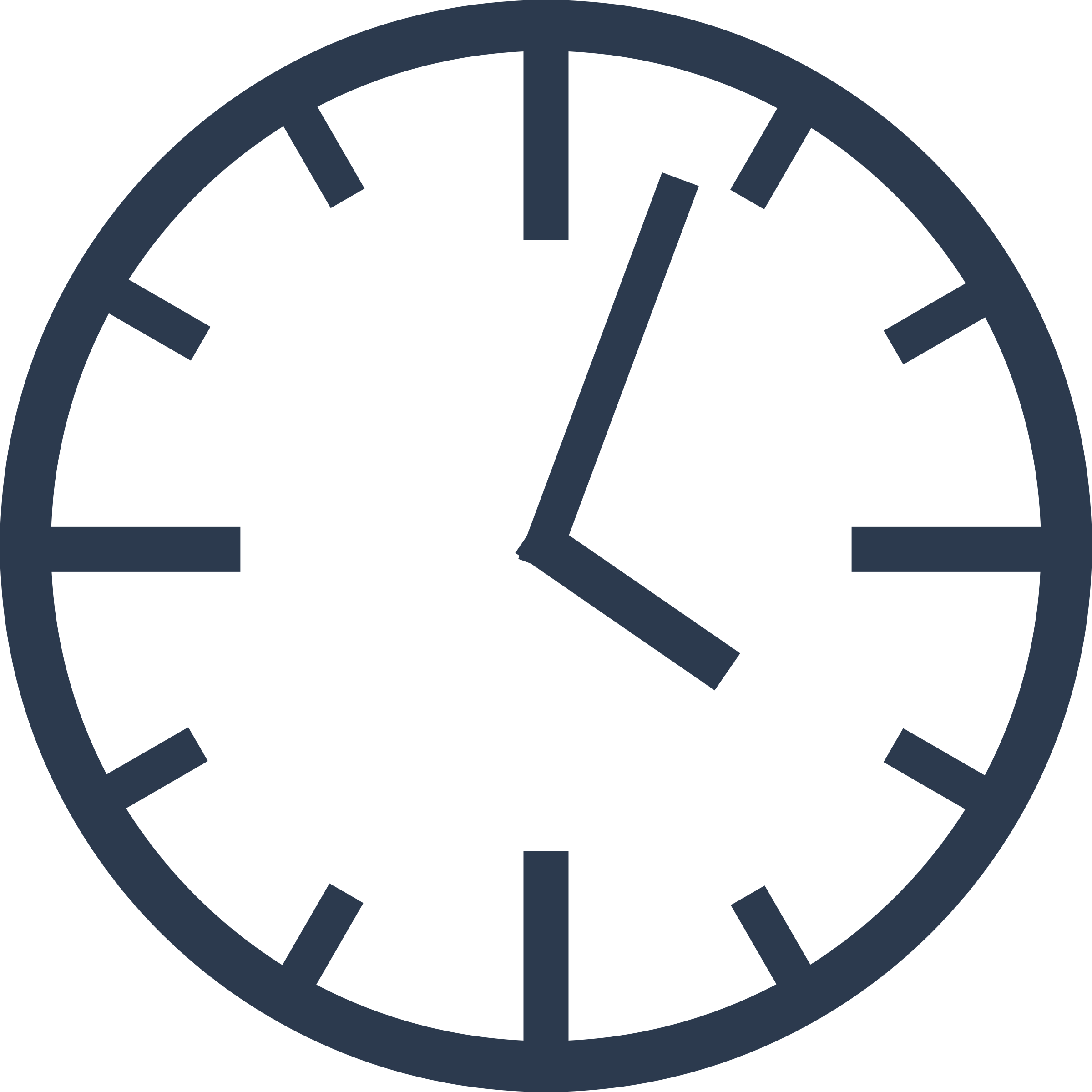 collection of simple. Clock clipart number
