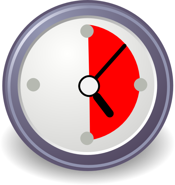Clock clipart angry. Clip art at clker