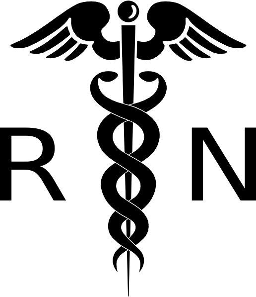 Registered . Nurse clipart staff nurse