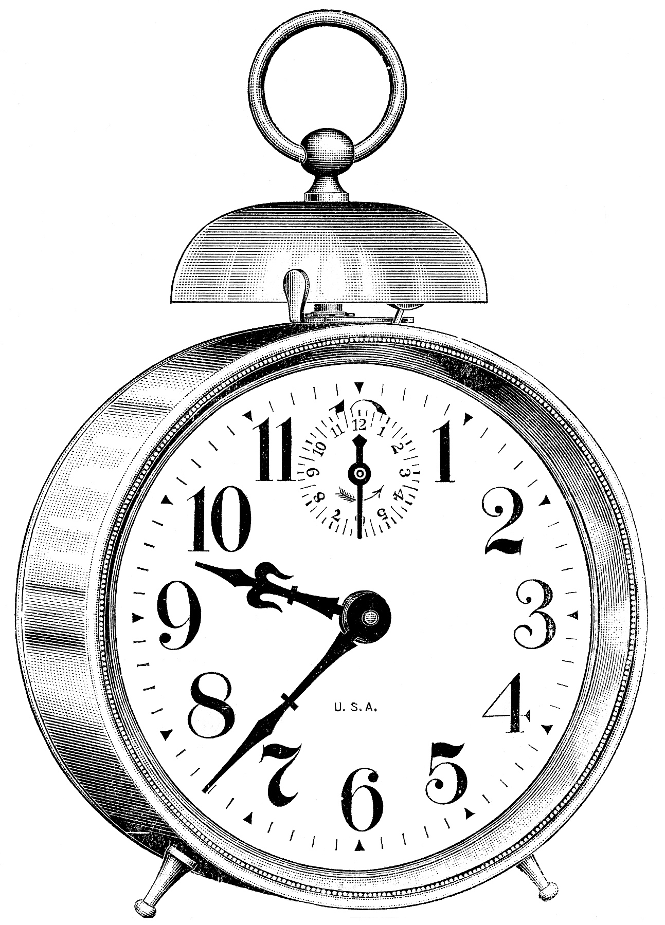 clock graphics vintage. Clocks clipart old fashioned