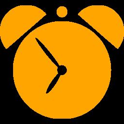 Clock clipart orange. Free cliparts download clip