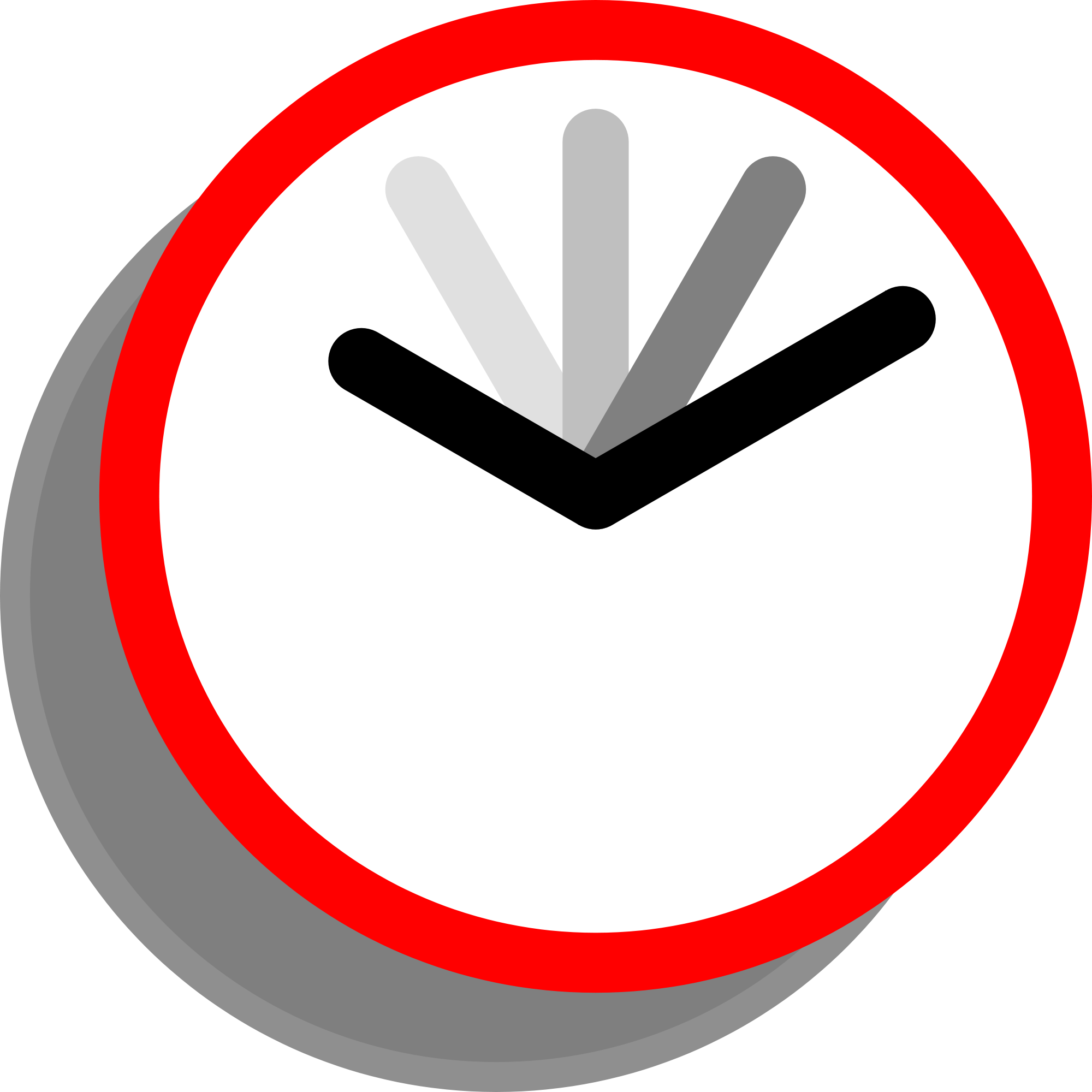 Future clipart svg. File current event clock