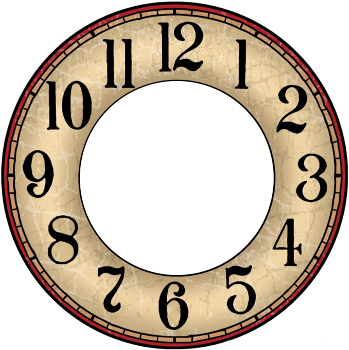 F abe ec fb. Clocks clipart 7 o clock