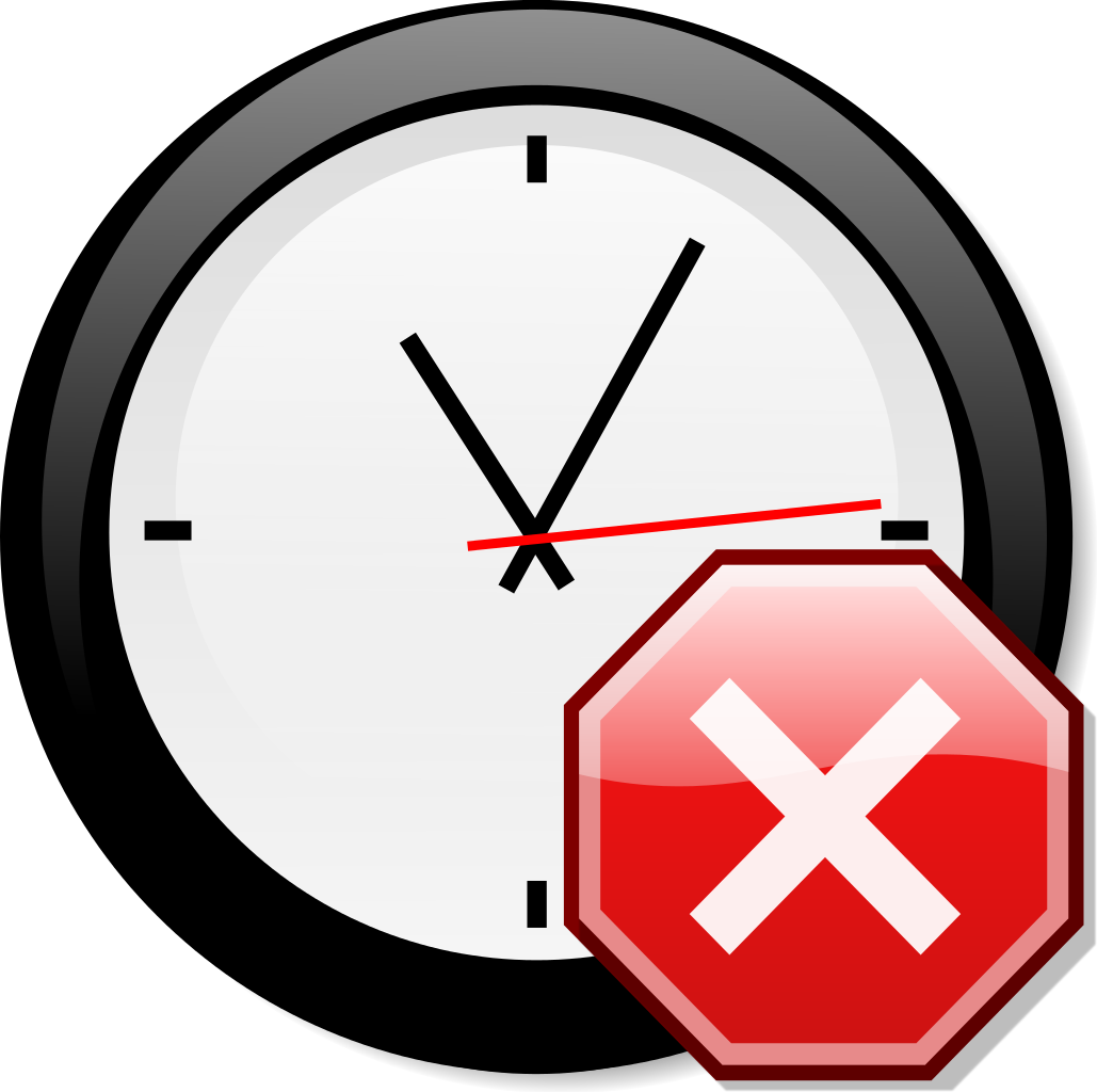 Clocks clipart puppet. File stop x nuvola