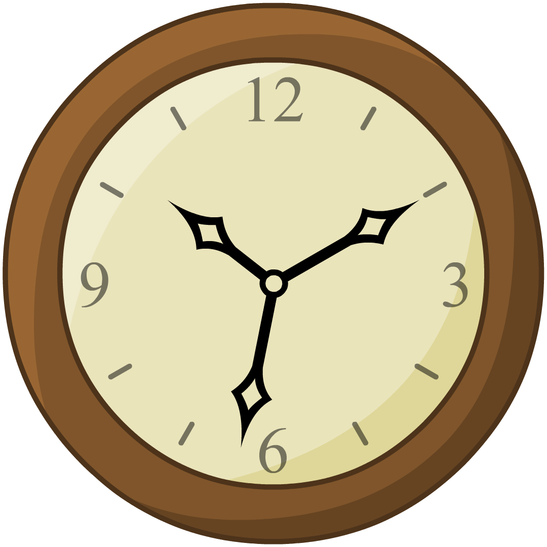 Image clock idle png. Clocks clipart puppet