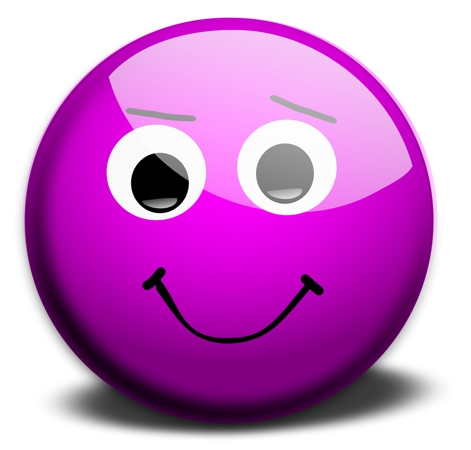 Clipart smile happy face. Smiley free stock photo