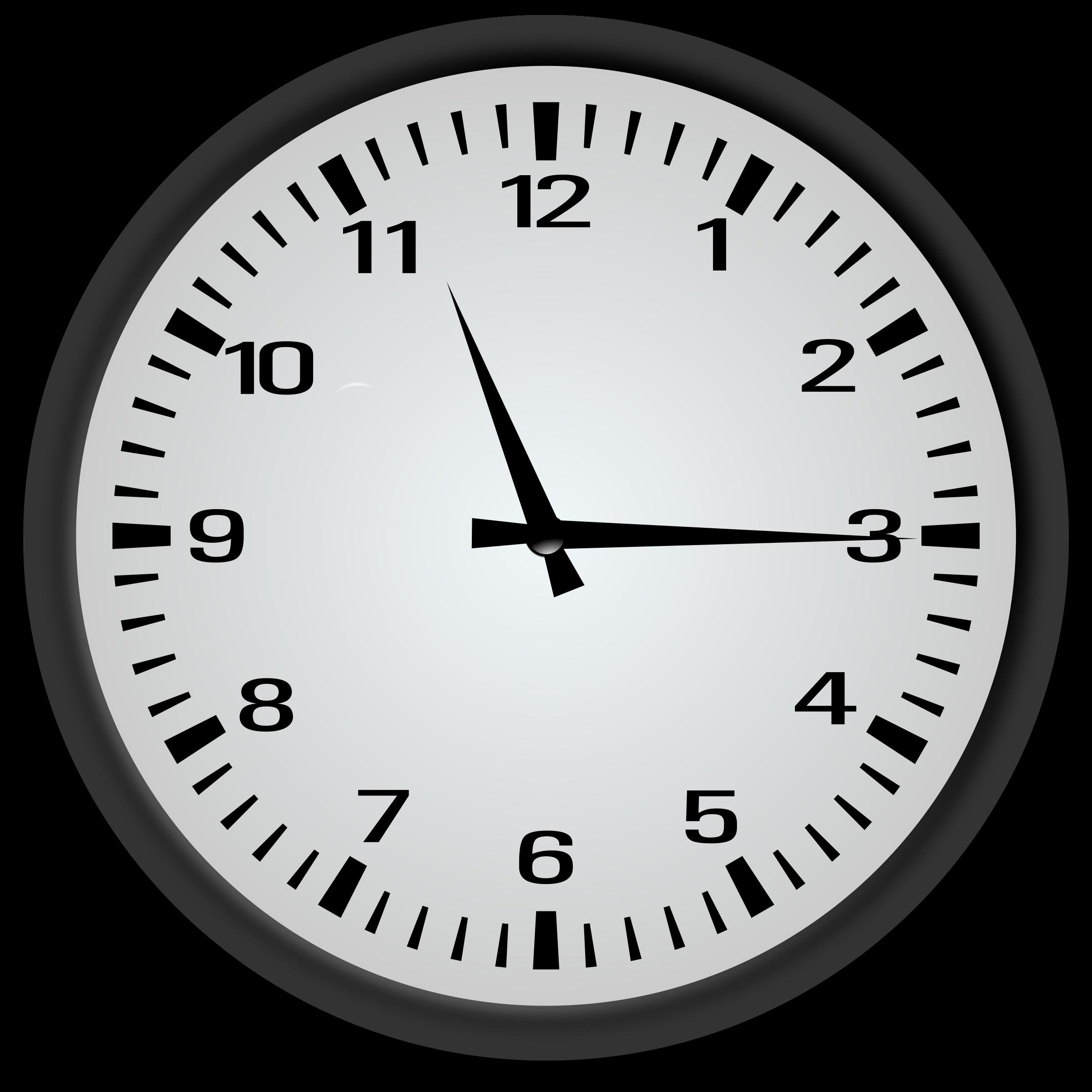 O big image png. Clipart clock quarter past