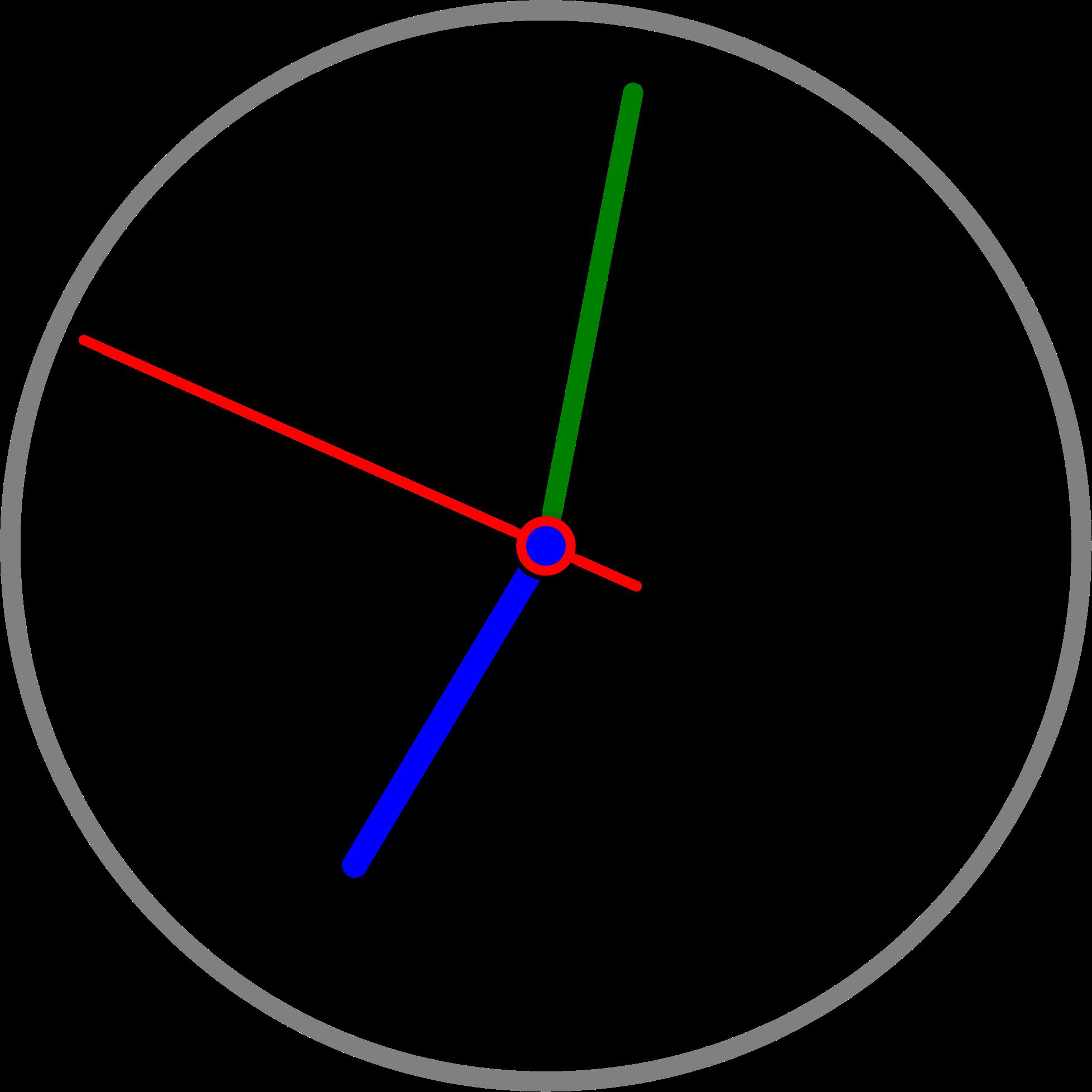 Big image png. Clock clipart vector
