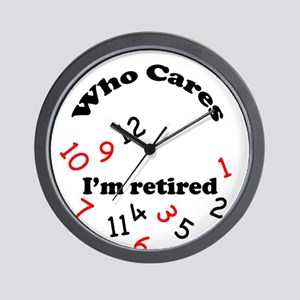 Clocks clipart weird. Funny retirement wall cafepress