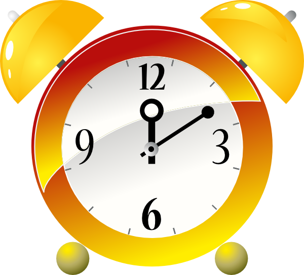 Clocks clipart alarm. Clock clip art at