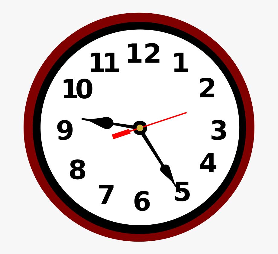 Clock clipart school. Wall high resolution cliparts