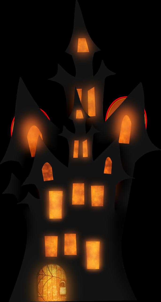 Houses clipart halloween. Pbp flypixelst om el