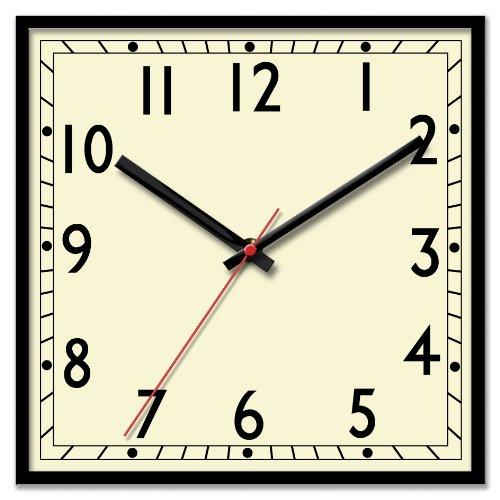 Free cliparts . Clock clipart square