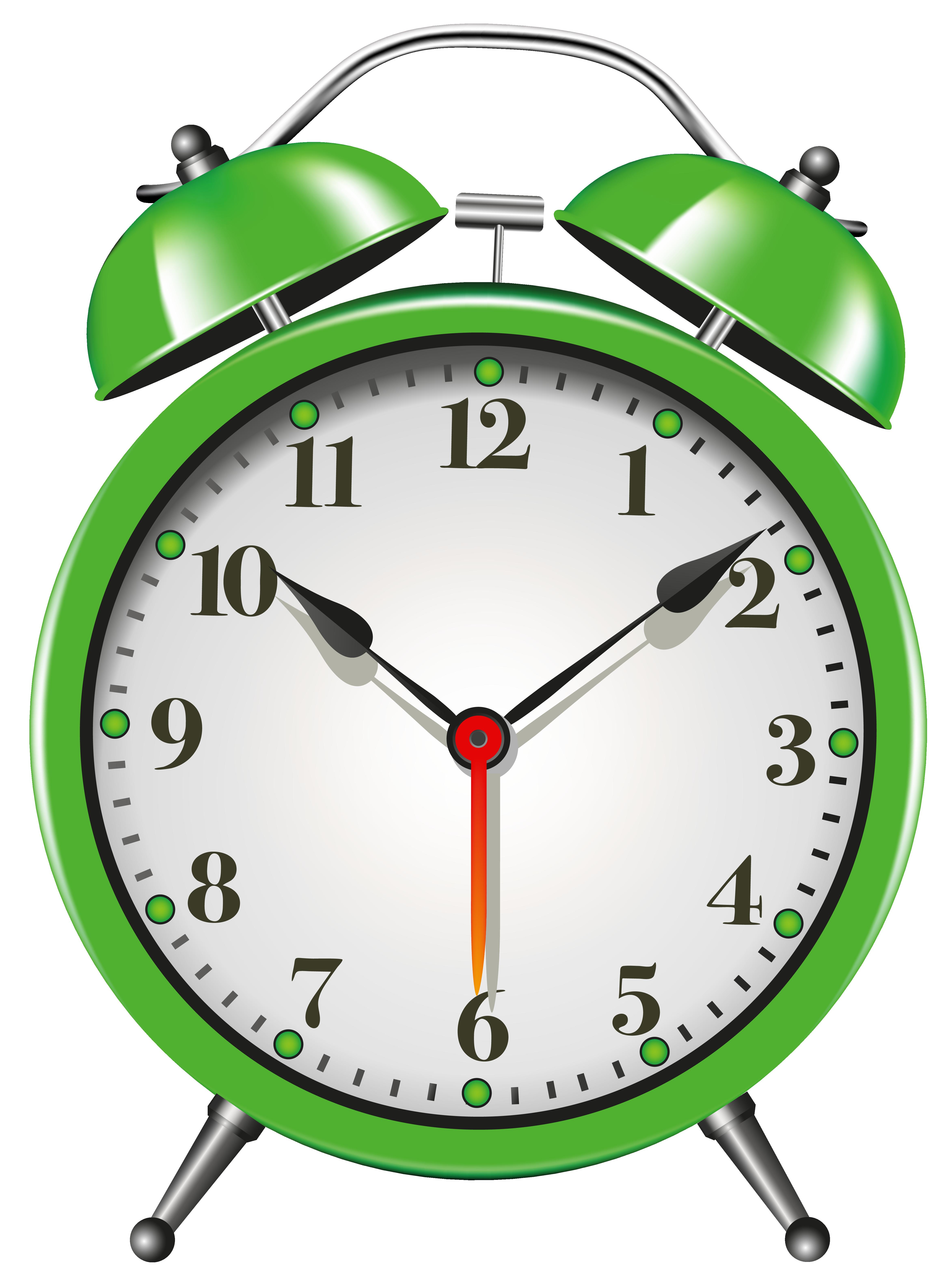 Clock clipart purple. Green alarm png clip
