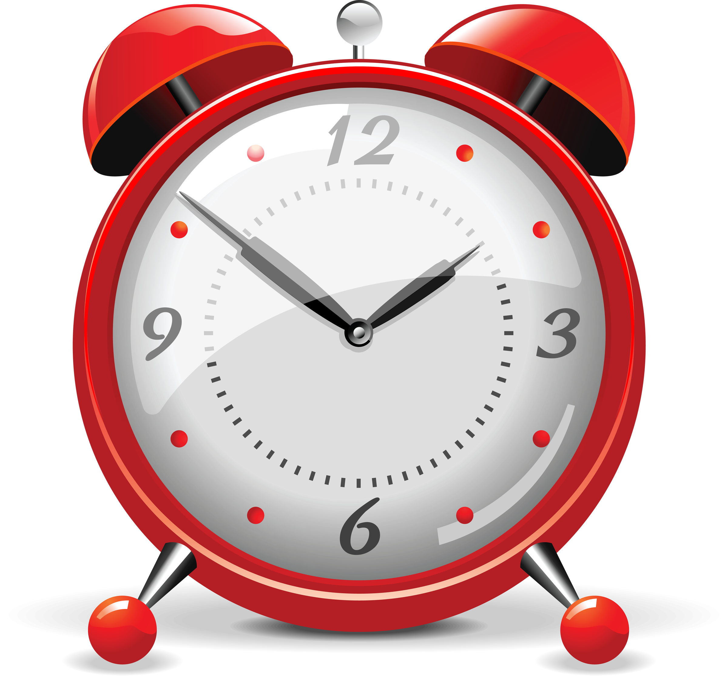 Square clipart brown clock. Red alarm png image