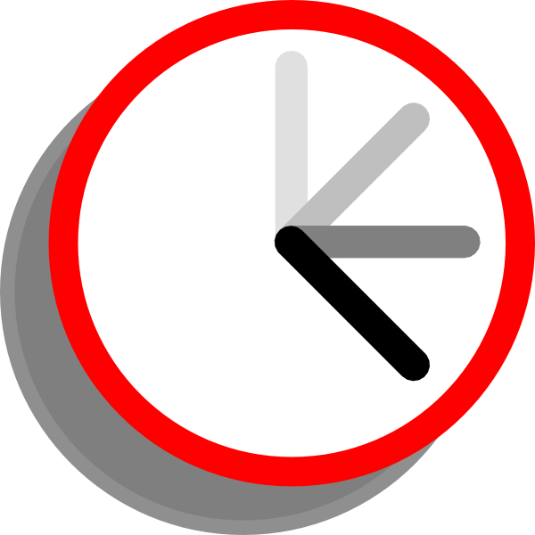 Clocks clipart time management. Ticking clock clip art