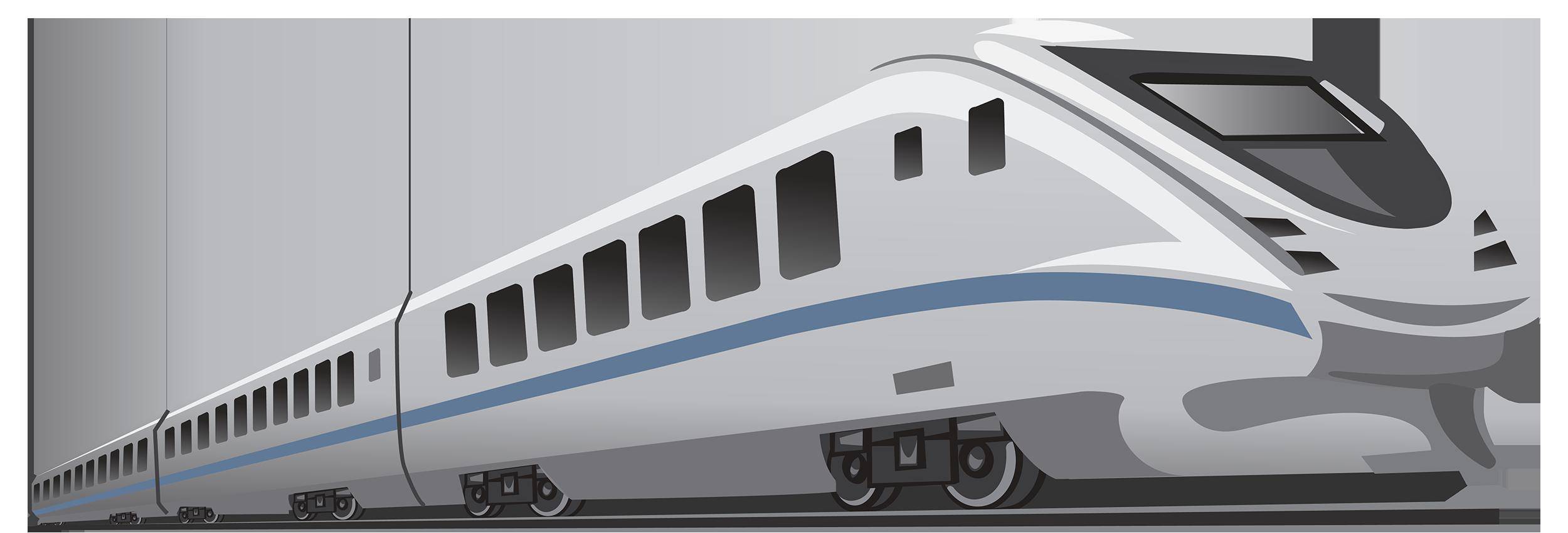 Modern best web. Clipart png train