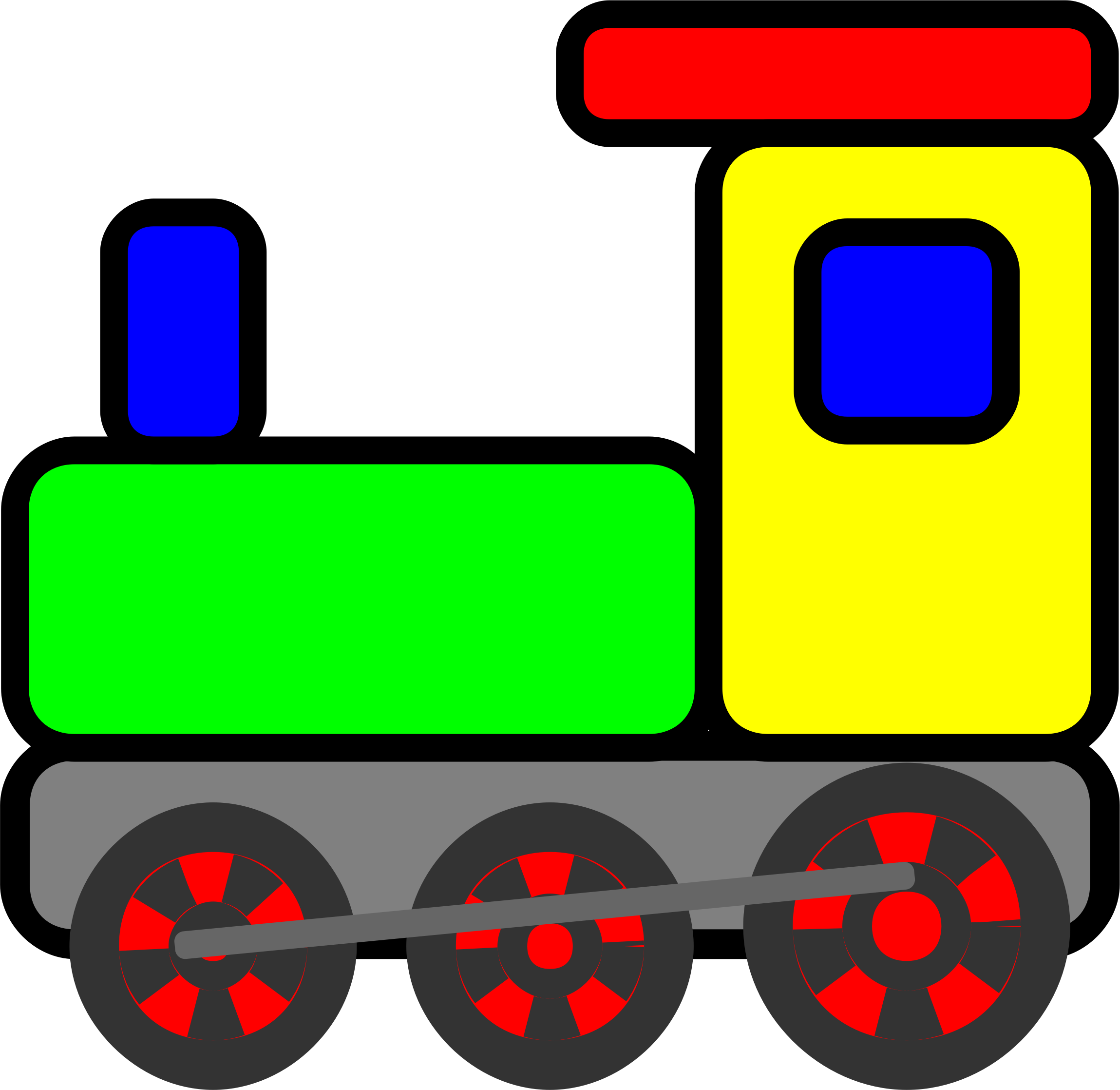 Kindergarten clipart train. Scripted toy icons png