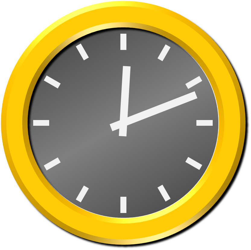 Clocks clipart colored. Drawing in powerpoint clock