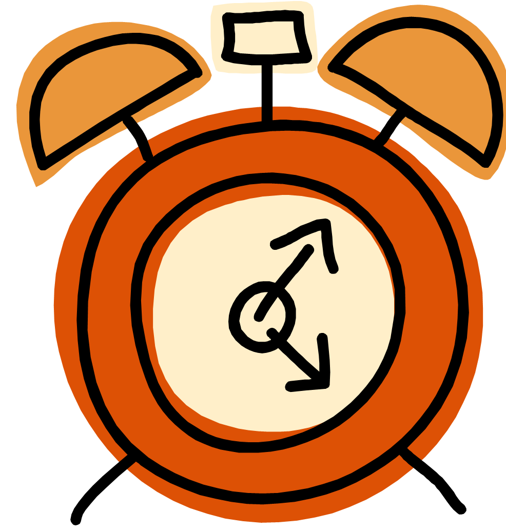 Clock clipart tick tock. At getdrawings com free