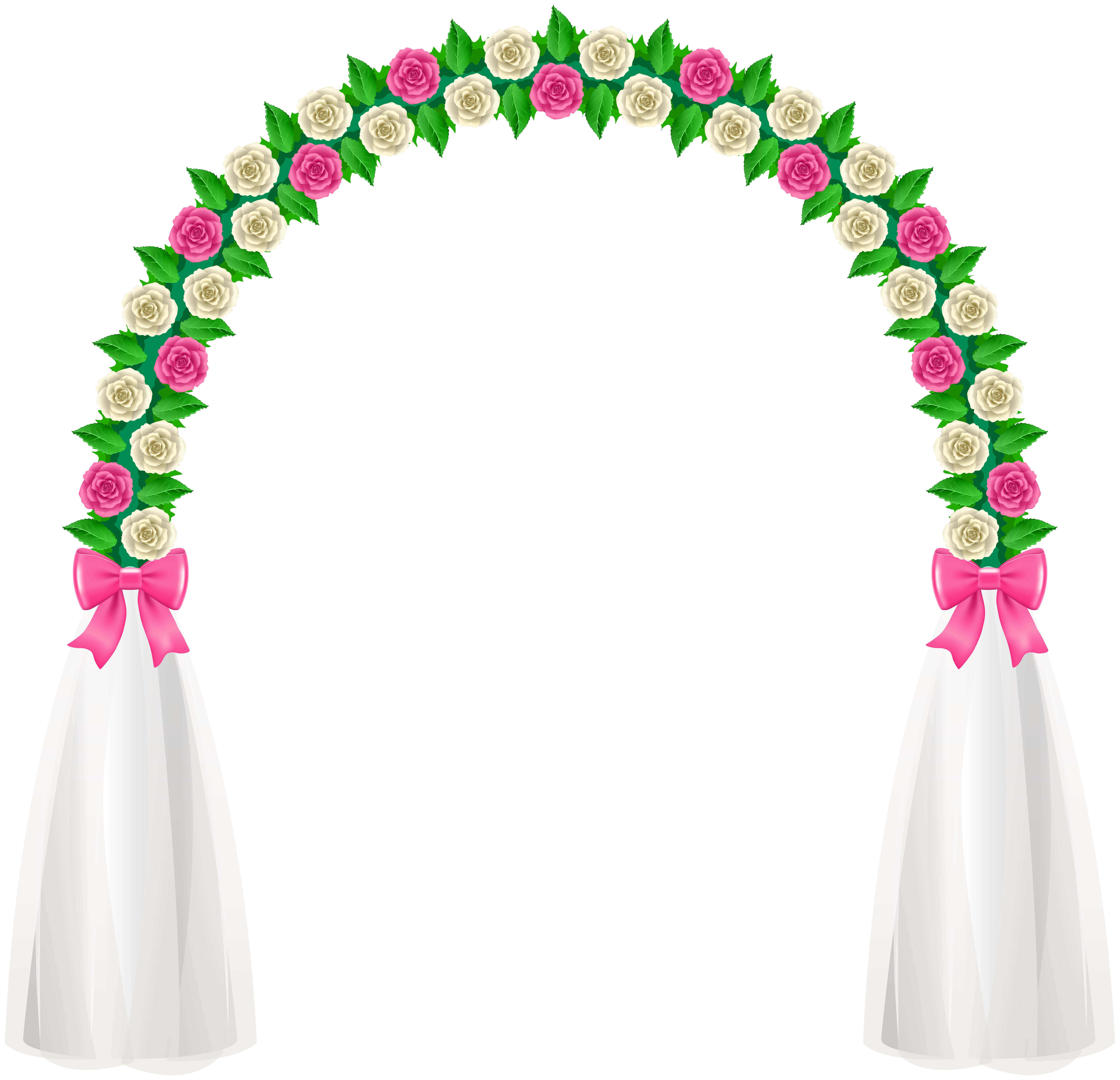 Gate clipart marriage. Wedding arch png clip