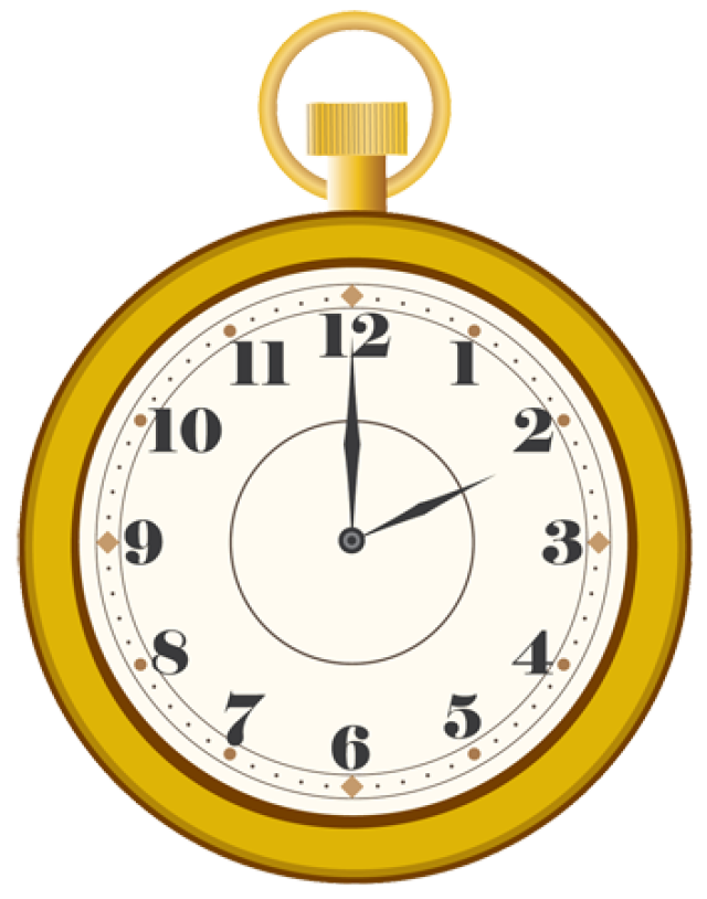 Clip art categories basics. Clocks clipart time management