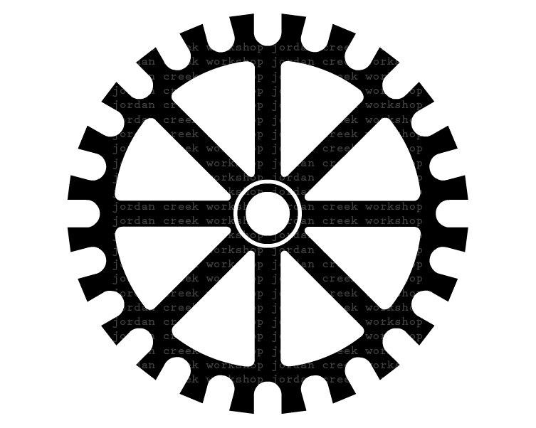 Download clock wheel clip. Gear clipart steampunk