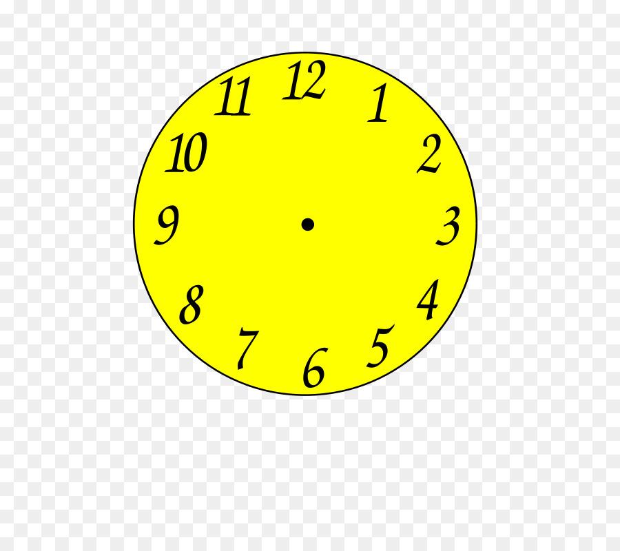 Clock icon font transparent. Clocks clipart yellow