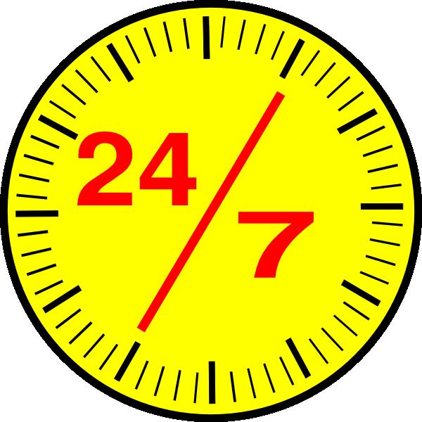 Clocks clipart yellow.  clock clip art